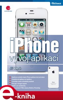 Obálka titulu iPhone