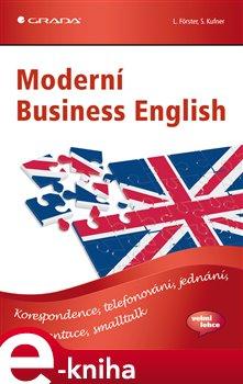 Obálka titulu Moderní Business English