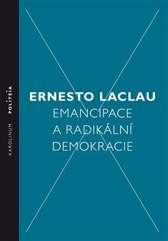 Obálka titulu Emancipace a radikální demokracie