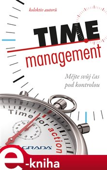 Obálka titulu Time management