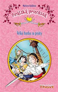 Obálka titulu Pirátská princezna