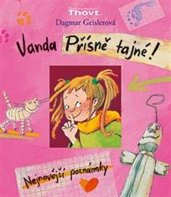 Obálka titulu Vanda - Přísně tajné