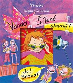 Obálka titulu Vanda, šíleně slavná!