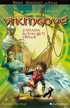 Obálka titulu Vikingové - Záhada rohatých přileb