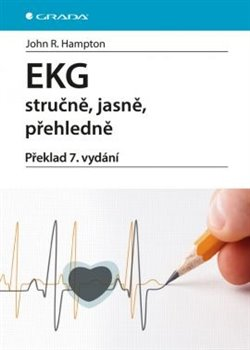 Obálka titulu EKG stručně, jasně, přehledně /nov. vyd./