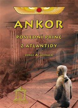 Obálka titulu Ankor, poslední princ z Atlantidy