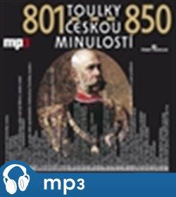 Obálka titulu Toulky českou minulostí 801-850