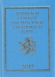 Almanach českých šlechtických a rytířských rodů 2019