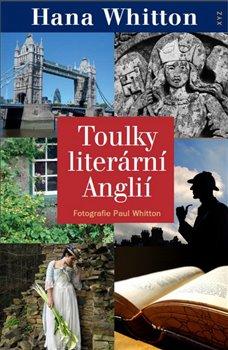 Obálka titulu Toulky literární Anglií