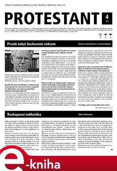 Obálka titulu Protestant 2013/4