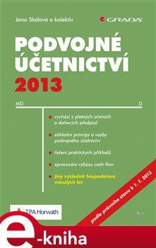 Obálka titulu Podvojné účetnictví 2013