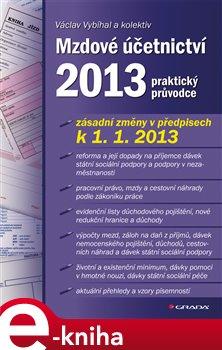Obálka titulu Mzdové účetnictví 2013