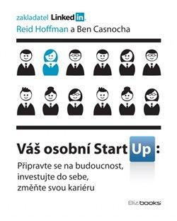 Obálka titulu Váš osobní StartUp
