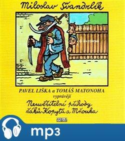 Obálka titulu Neuvěřitelné příběhy žáků Kopyta a Mňouka
