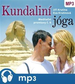 Obálka titulu Meditační promluvy 6. - Kundaliní jóga