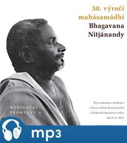 Obálka titulu Meditační promluvy 8. - 50. výročí mahásamádhi Bhagavana Nitjánandy