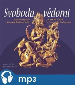 Obálka titulu Meditační promluvy 10.- Svoboda vědomí