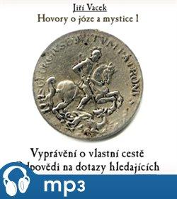 Obálka titulu Hovory o józe a mystice 1.