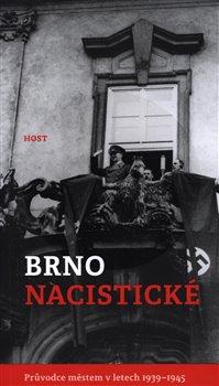 Obálka titulu Brno nacistické