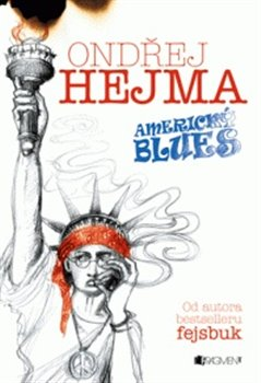 Obálka titulu Americký blues