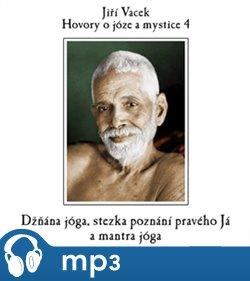 Obálka titulu Hovory o józe a mystice 4.