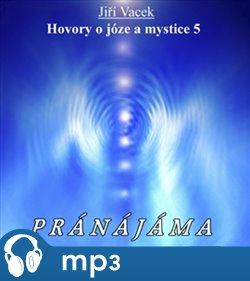 Obálka titulu Hovory o józe a mystice 5.