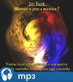 Obálka titulu Hovory o józe a mystice 7.