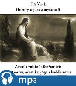 Obálka titulu Hovory o józe a mystice 8.