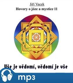 Obálka titulu Hovory o józe a mystice 11.