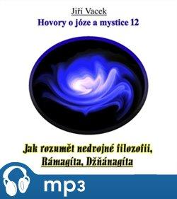 Obálka titulu Hovory o józe a mystice 12.