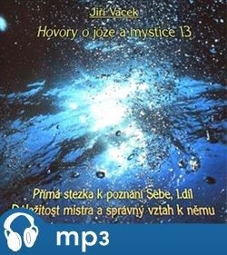 Obálka titulu Hovory o józe a mystice 13.
