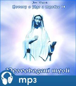 Obálka titulu Hovory o józe a mystice 14.