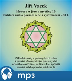 Obálka titulu Hovory o józe a mystice 16.