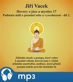 Obálka titulu Hovory o józe a mystice 17.