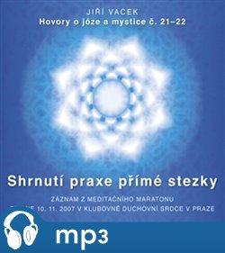 Obálka titulu Hovory o józe a mystice 21.-22.