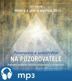 Obálka titulu Hovory o józe a mystice 26.