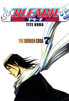 Obálka titulu Bleach 7: The Broken Coda