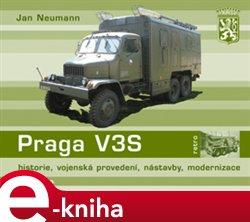 Obálka titulu Praga V3S