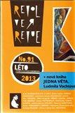 Obálka knihy Revolver Revue 91