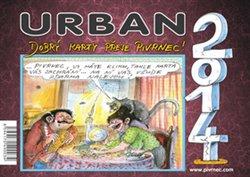 Obálka titulu Kalendář Urban 2014 - Dobrý karty přeje Pivrnec!