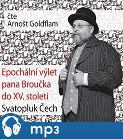Obálka titulu Epochální výlet pana Broučka do XV. století
