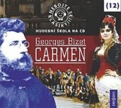 Obálka titulu Nebojte se klasiky! Carmen