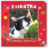 Obálka knihy Zvířátka - Domácí mazlíčci