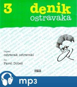 Obálka titulu Denik ostravaka 3.