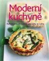 Obálka knihy Moderní kuchyně