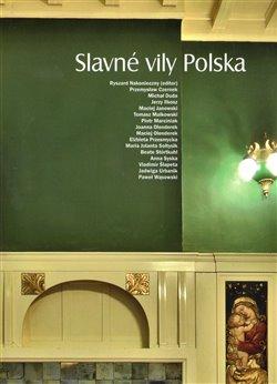 Obálka titulu Slavné vily Polska