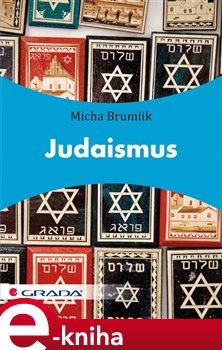 Obálka titulu Judaismus