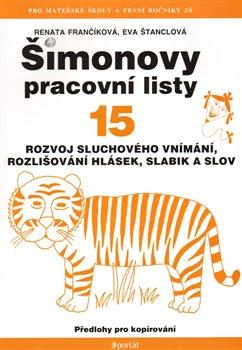 Obálka titulu Šimonovy pracovní listy 15