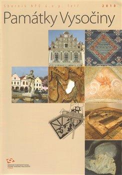 Obálka titulu Památky Vysočiny 2010