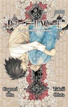 Obálka titulu Death Note 7- Zápisník smrti